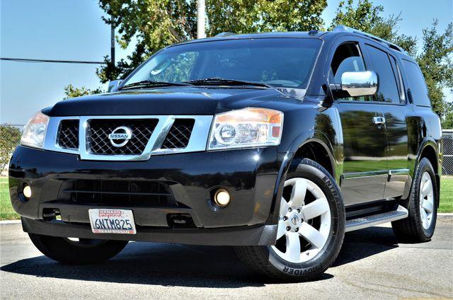 2010 Nissan Armada Titanium Reseda, CA 1