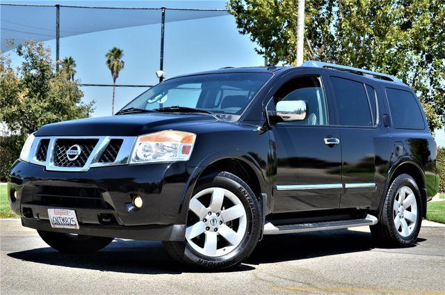 2010 Nissan Armada Titanium Reseda, CA 9