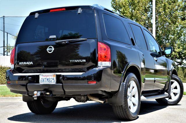 2010 Nissan Armada Titanium Reseda, CA 17