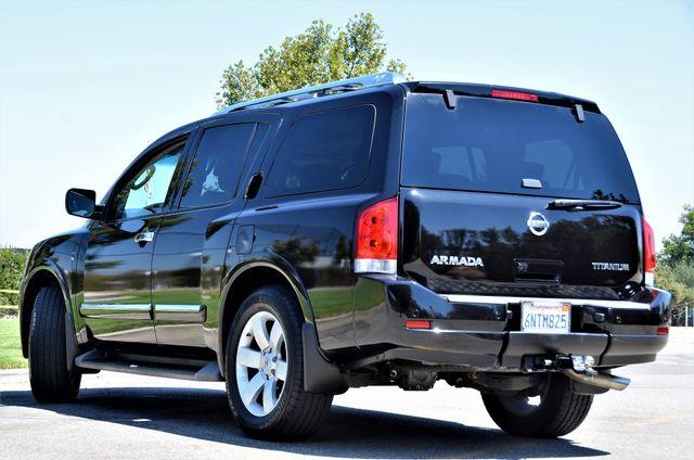 2010 Nissan Armada Titanium Reseda, CA 20