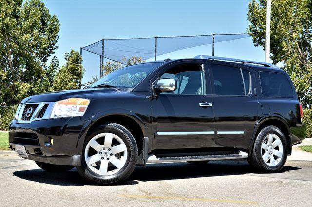 2010 Nissan Armada Titanium Reseda, CA 10