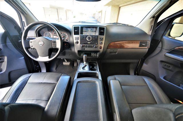 2010 Nissan Armada Titanium Reseda, CA 6