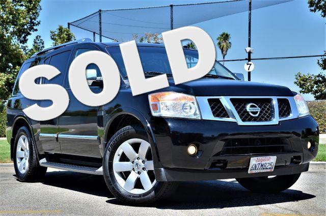 2010 Nissan Armada Titanium Reseda, CA
