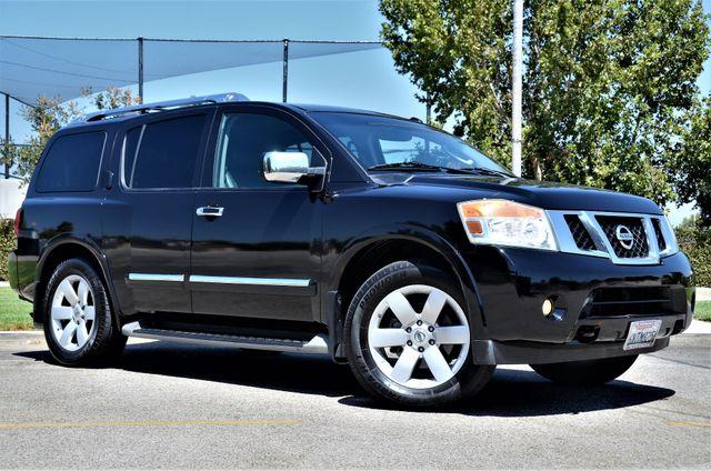 2010 Nissan Armada Titanium Reseda, CA 16