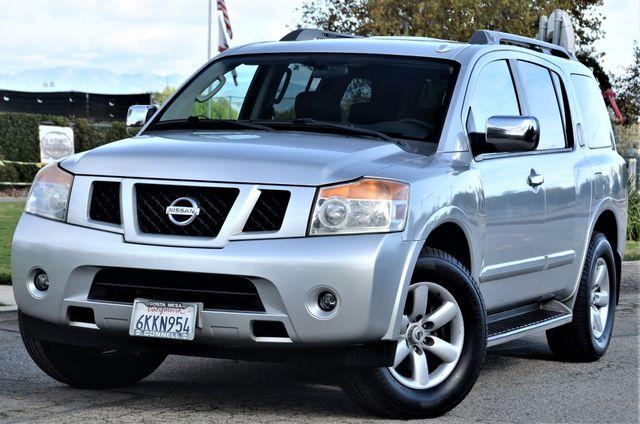 2010 Nissan Armada SE Reseda, CA 0