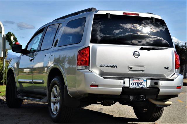 2010 Nissan Armada SE Reseda, CA 4