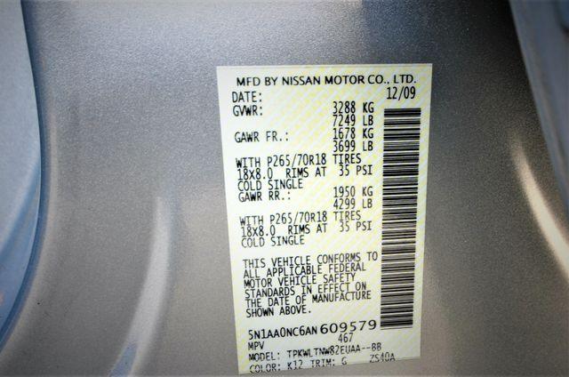 2010 Nissan Armada SE Reseda, CA 39