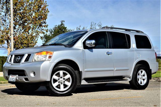 2010 Nissan Armada SE Reseda, CA 2