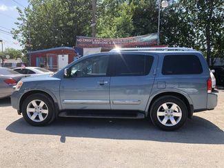 2010 Nissan Armada Titanium in San Antonio, TX 78211