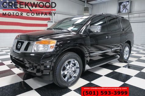 2010 Nissan Armada Platinum 4x4 Nav Roof Tv Dvd Chrome 20s New Tires in Searcy, AR