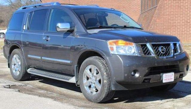 2010 Nissan Armada Platinum St. Louis, Missouri 0