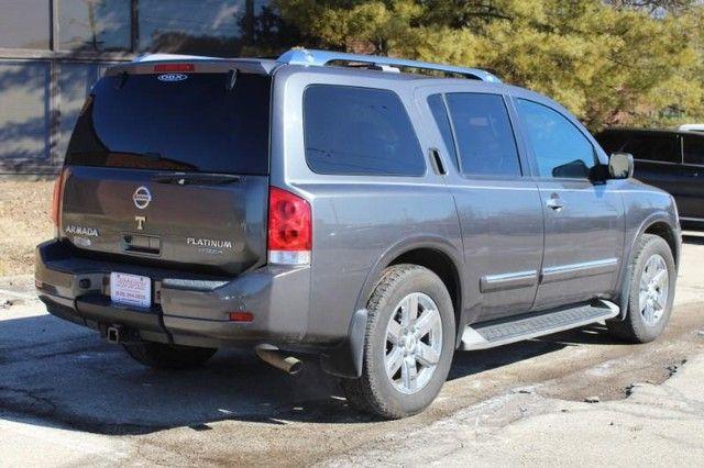 2010 Nissan Armada Platinum St. Louis, Missouri 4