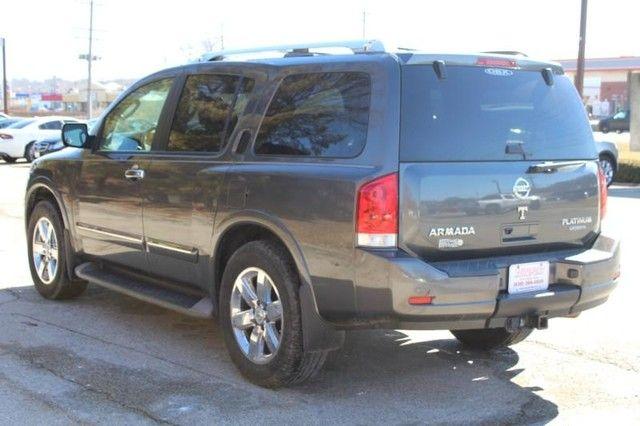 2010 Nissan Armada Platinum St. Louis, Missouri 6
