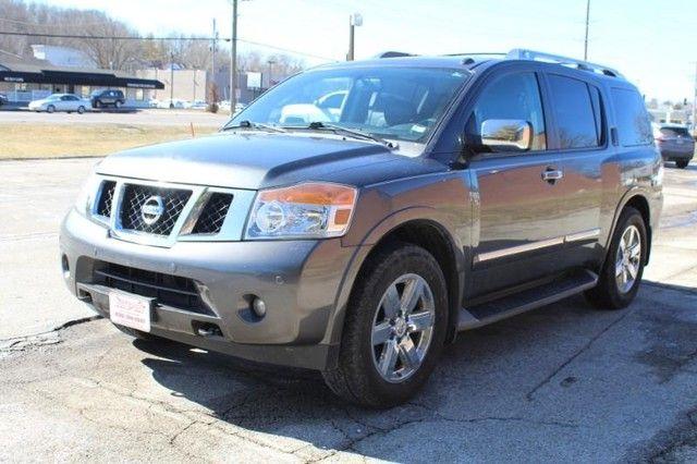 2010 Nissan Armada Platinum St. Louis, Missouri 2