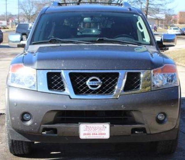 2010 Nissan Armada Platinum St. Louis, Missouri 3
