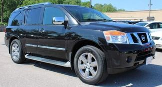 2010 Nissan Armada Platinum St. Louis, Missouri