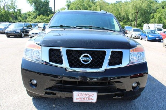 2010 Nissan Armada Platinum St. Louis, Missouri 1