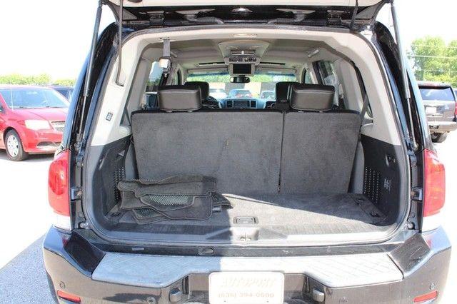 2010 Nissan Armada Platinum St. Louis, Missouri 7