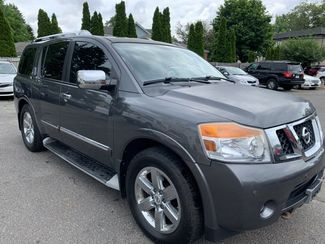 2010 Nissan Armada Platinum  city MA  Baron Auto Sales  in West Springfield, MA