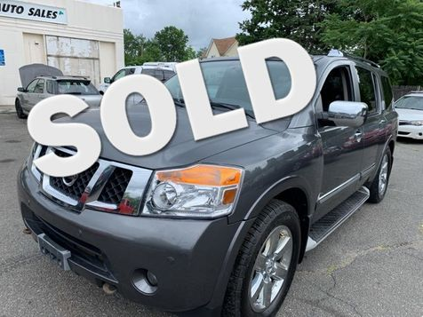 2010 Nissan Armada Platinum in West Springfield, MA