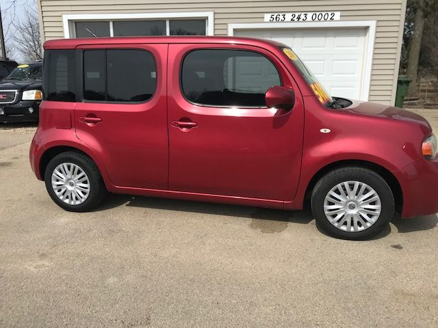 2010 Nissan cube 1.8 S in Clinton, IA 52732