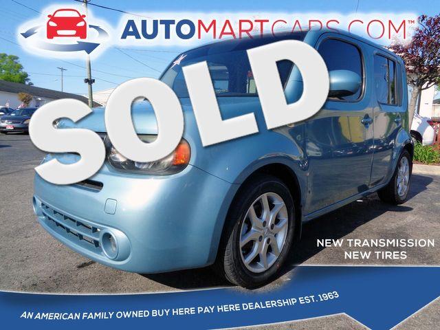 2010 Nissan cube 1.8 SL | Nashville, Tennessee | Auto Mart Used Cars Inc. in Nashville Tennessee