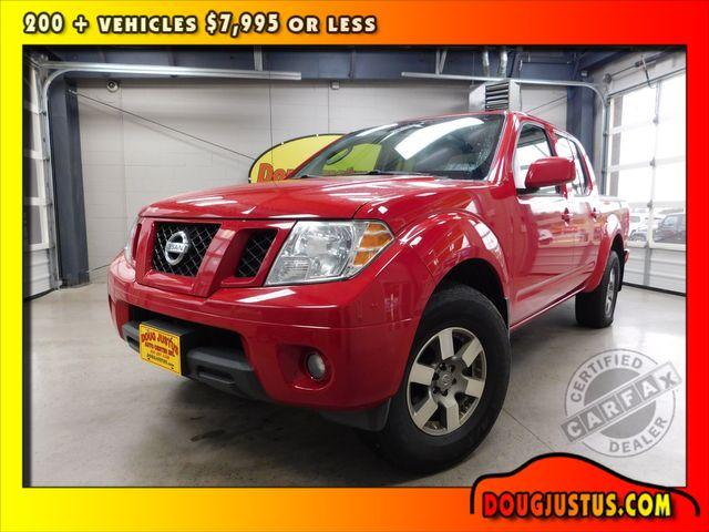 2010 Nissan Frontier PRO-4X