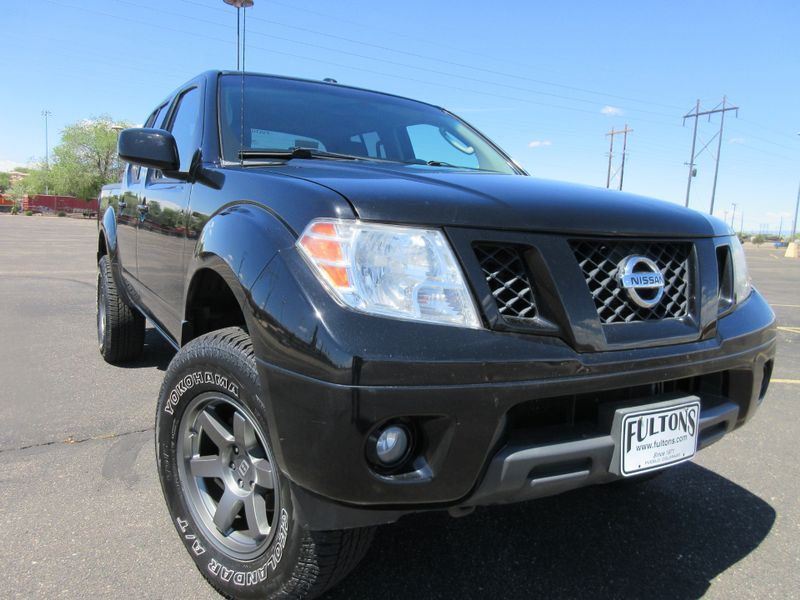 2010 Nissan Frontier Crew Cab 4X4 PRO-4X  Fultons Used Cars Inc  in , Colorado