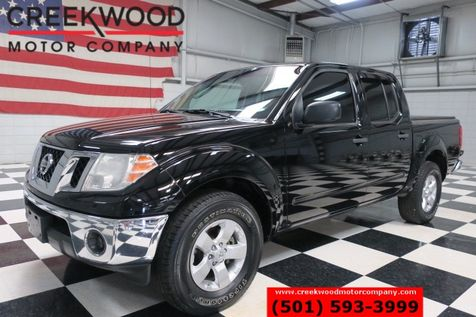 2010 Nissan Frontier SE LE 2WD Crew Cab V6 Automatic Cloth Black Clean in Searcy, AR
