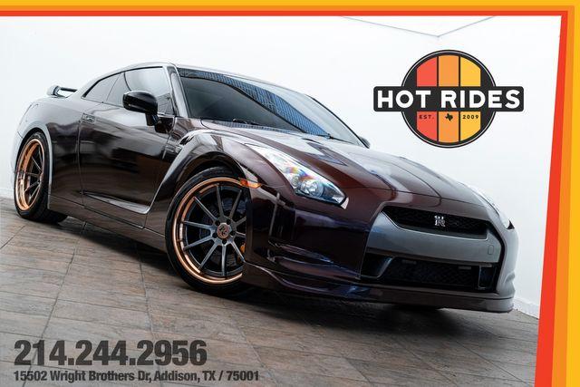 2010 Nissan GT-R Premium AMS Alpha-7 Pkg Over $40k Invested