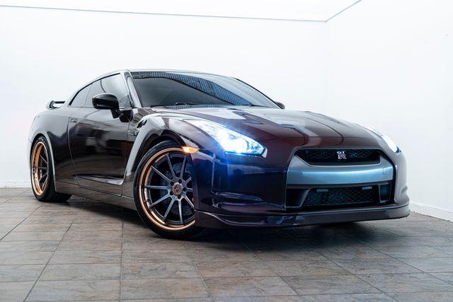2010 Nissan GT-R Premium AMS Alpha-7 Pkg Over $40k Invested in Addison, TX 75001