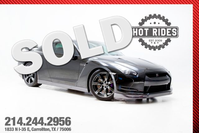 2010 Nissan GT-R Premium With Many Upgrades