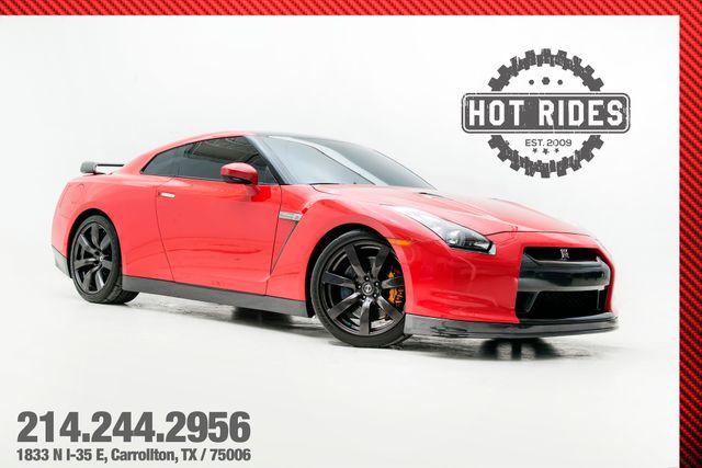 2010 Nissan GT-R Premium With Upgrades