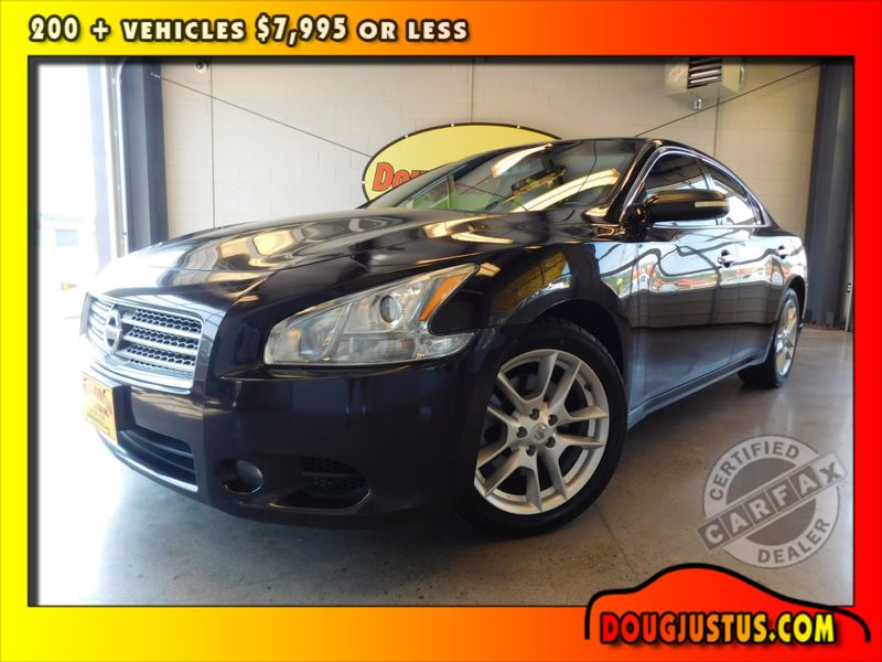 2010 Nissan Maxima 35 SV wSport Pkg  city TN  Doug Justus Auto Center Inc  in Airport Motor Mile ( Metro Knoxville ), TN