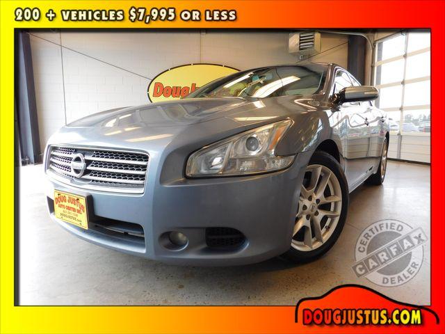 2010 Nissan Maxima 3.5 SV w/Premium Pkg