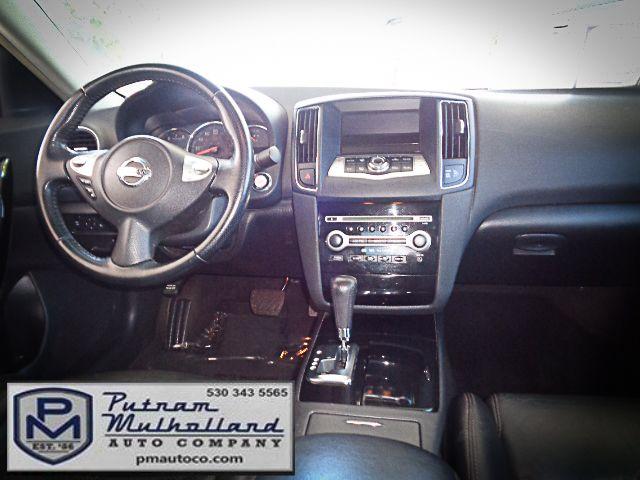 2010 Nissan Maxima 3.5 SV w/Sport Pkg Chico, CA 10