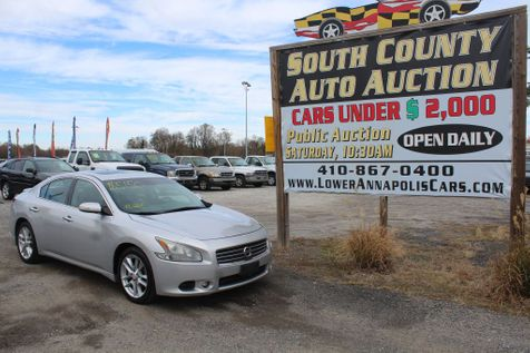 2010 Nissan MAXIMA S in Harwood, MD