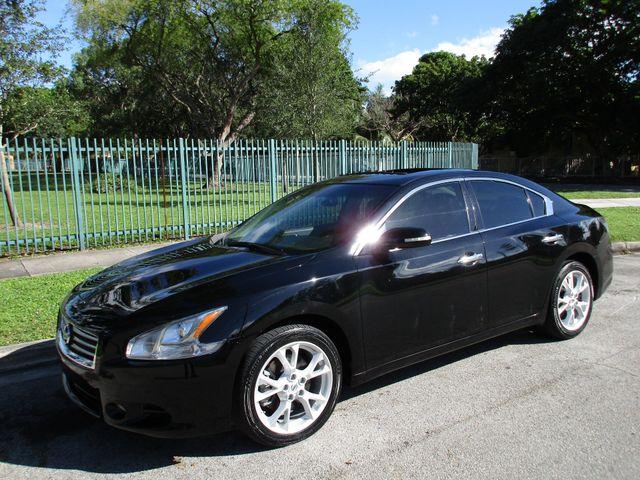 2010 Nissan Maxima 3.5 S Miami, Florida