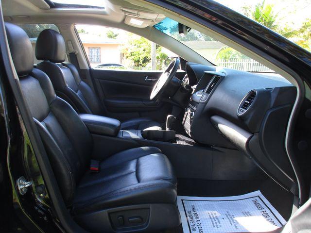 2010 Nissan Maxima 3.5 S Miami, Florida 14
