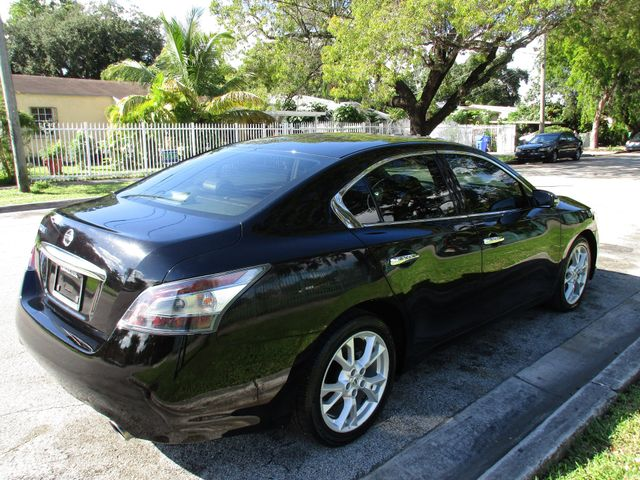 2010 Nissan Maxima 3.5 S Miami, Florida 4