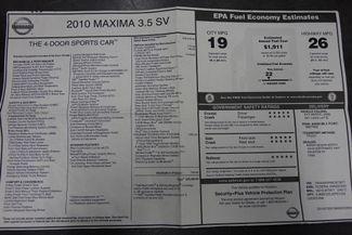 2010 Nissan Maxima SV * Premium Pkg * Tech Pkg * PANO ROOF * A/C SEAT Plano, Texas 44