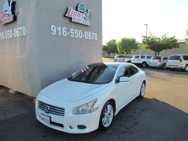2010 Nissan Maxima 3.5 SV w/Premium Pkg in Sacramento, CA 95825