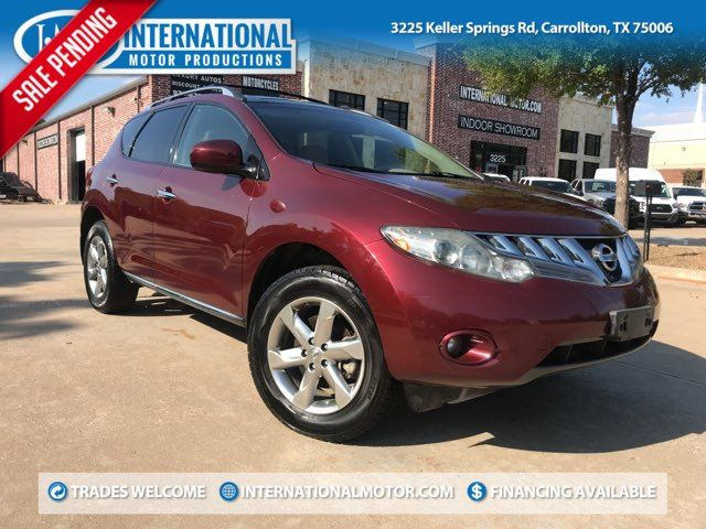 2010 Nissan Murano SL ONE OWNER