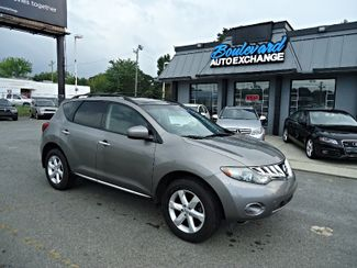 2010 Nissan Murano SL -AWD Charlotte, North Carolina