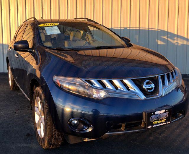 2010 Nissan Murano SL in Harrisonburg, VA 22802