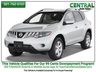 2010 Nissan Murano S | Hot Springs, AR | Central Auto Sales in Hot Springs AR