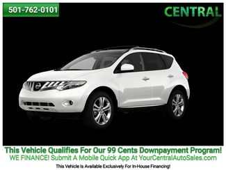 2010 Nissan Murano LE | Hot Springs, AR | Central Auto Sales in Hot Springs AR