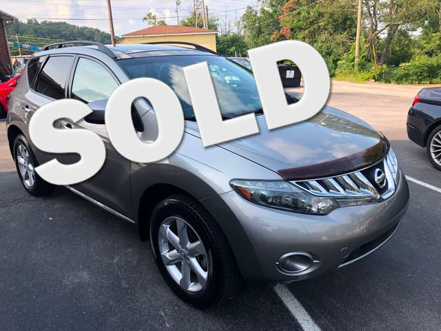 2010 Nissan Murano SL Knoxville , Tennessee