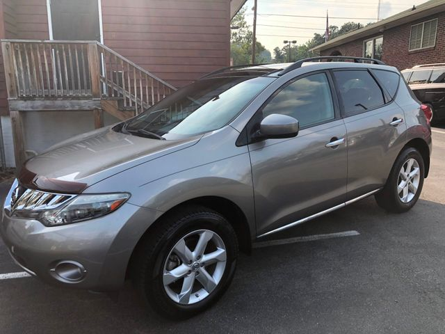 2010 Nissan Murano SL Knoxville , Tennessee 10