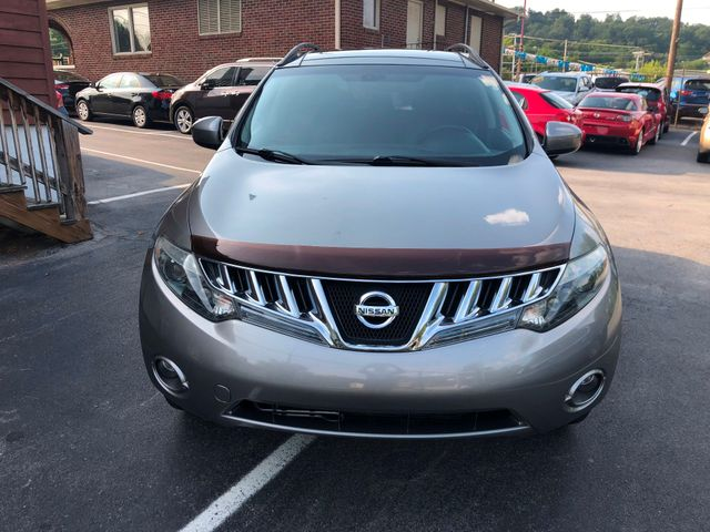 2010 Nissan Murano SL Knoxville , Tennessee 2